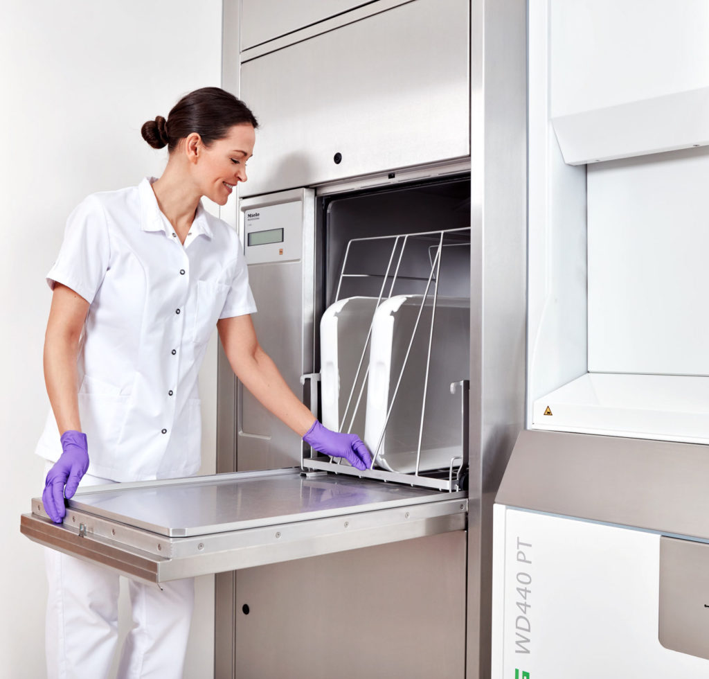 Automated Thermal Disinfection - Wassenburg Medical IE