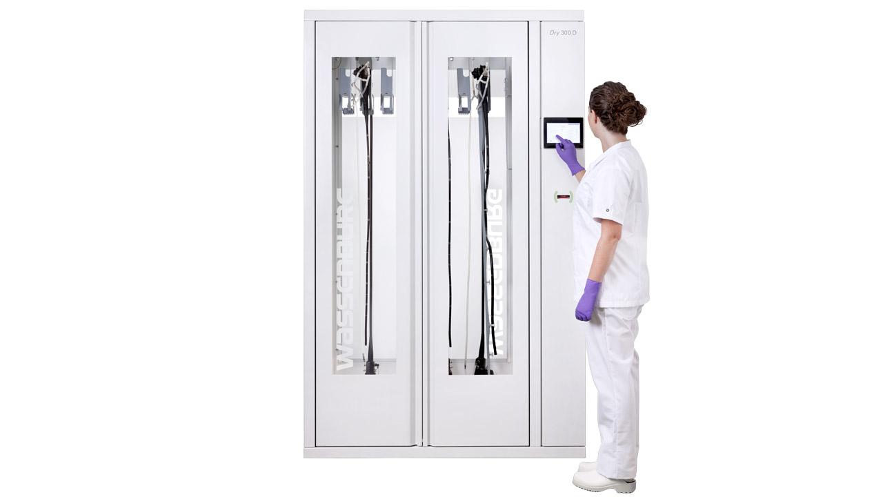 Wassenburg 174 Dry300d Pass Through Drying Cabinet