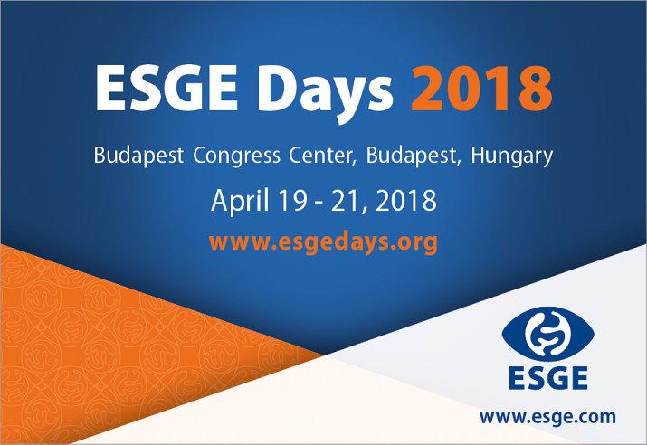 ESGE Days 2018